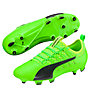 Puma evoPower Vigor 2 FG - scarpe da calcio terreni compatti, Green/Black
