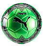 Puma evoPower Vigor Graphic 4 - pallone da calcio, Green/Black