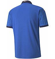 Puma Figc Home Replica Italy - maglia calcio - uomo, Light Blue