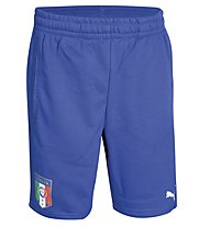 Puma FIGC Italia Bermuda Shorts JR, Power Blue