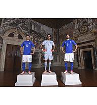 Puma Nuova Maglia Nazionale Italia (Azzurri) - Replica Originale EURO 2016, Dark Blue/White