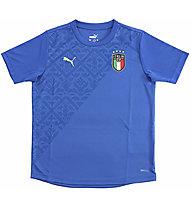 Puma Figc Stadium Home Jr - Fußballtrikot - Kinder, Light Blue