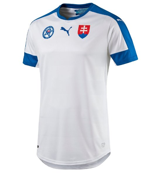 Nike Slovacchia Maglia Ufficiale Mondiale 2018