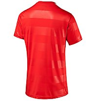 Puma Suisse Home Replica - Nationaltrikot Schweiz, Red/White