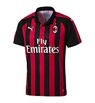 Puma Home AC Milan - Fußballtrikot - Herren, Red/Black