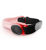 Puro Safety LED Arm - fascia LED da braccio, Red
