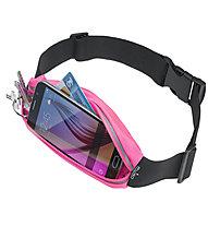 """Puro Universal Sport Belt Smartphone Gurt bis 5.1"""", Pink"""