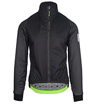 Q36.5 Adventure Winter - giacca bici - uomo, Black
