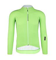 Q36.5 L1 Pinstripe X - maglia bici - uomo, Light Green