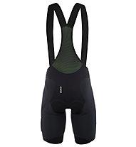Q36.5 Miles Gregarius Ultra - pantaloni corti bici - uomo, Black
