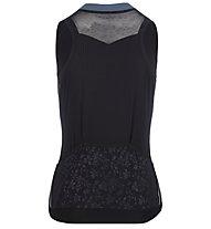 Q36.5 L1 Pinstripe - maglia MTB senza maniche - donna, Black