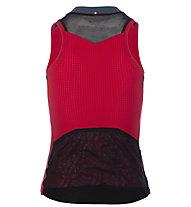 Q36.5 L1 Pinstripe - maglia MTB senza maniche - donna, Red