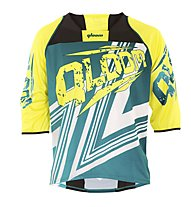 Qloom Avalon 3/4 Sleeves, Green