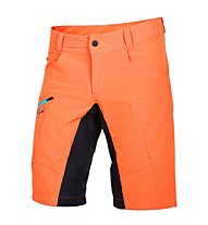 Qloom Busselton shorts with Innershorts MTB-Radhose, Flame