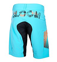 Qloom Busselton shorts with Innershorts MTB-Radhose, Blue
