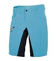 Qloom Busselton shorts with Innershorts MTB-Radhose, Atoll