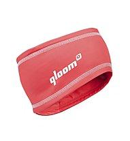 Qloom Headband MOUNT DIXON, Hot Coral