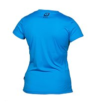 Qloom Lismore W`s shirt Damen-Multisport-Funktionsshirt, Methyl