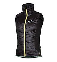Qloom M's Vest Thermo HOPKINS, Black