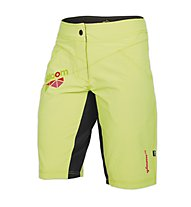 Qloom Manly Shorts, Lime
