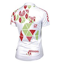 Qloom Osprey Bay short sleeves - Maglia Ciclismo, White