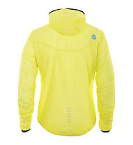 Qloom Roebuck Bay Wind Jacket, Yellow