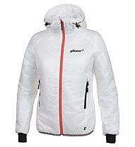 Qloom W's Jacket Thermo CLEARLY, White