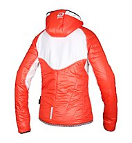 Qloom W's Jacket Thermo HONEY, Hot Coral