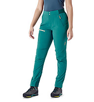 Rab Ascendor Light P W - pantaloni alpinismo - donna, Green