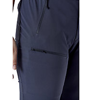 Rab Ascendor Light P W - pantaloni alpinismo - donna, Dark Blue