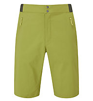 Rab Ascendor Light S - pantaloni corti arrmapicata - uomo, Green