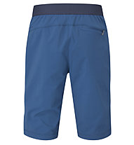 Rab Ascendor Light S - pantaloni corti arrmapicata - uomo, Blue