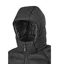 Rab Axion Pro - giacca piumino con cappuccio - uomo, Black