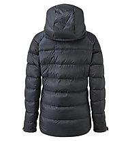 Rab Axion Pro WMNS - giacca piumino con cappuccio - donna, Dark Grey