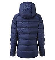 Rab Axion Pro WMNS - giacca piumino con cappuccio - donna, Blue