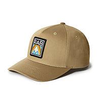 Rab Base - cappellino con visiera, Brown