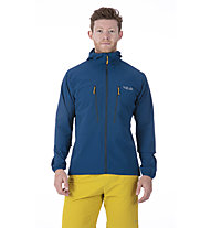 Rab Borealis JKT - giacca a vento - uomo, Dark Blue