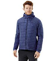 Rab Cirrus Flex 2.0 Hdy - giacca isolante - uomo, Blue