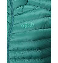 Rab Cirrus Flex 2.0 Hdy Wmns - Isolationsjacke - Damen, Green
