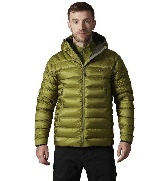 Rab Electron giacca isolante con cappuccio uomo |