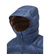Rab Electron Pro - giacca piumino con cappuccio - uomo, Blue