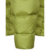 Rab Electron Pro - giacca piumino con cappuccio - uomo, Light Green