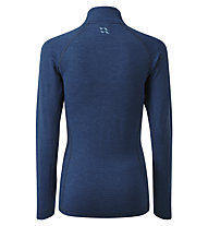 Rab Filament Pull-On - felpa in pile - donna, Blue