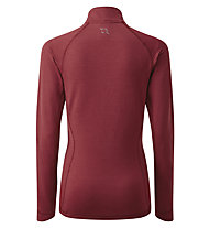 Rab Filament Pull-On - felpa in pile - donna, Red