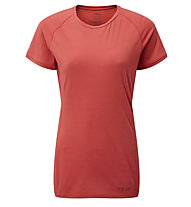 Rab Forge SS - Funktions-T-Shirt - Damen, Red
