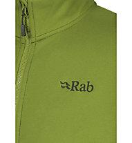 Rab Geon - Fleecejacke - Herren, Light Green