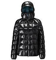 Rab Inifinity G - giacca in piuma con cappuccio - donna, Black