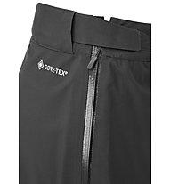 Rab Kangri GTX - pantaloni hardshell da scialpinismo - donna, Black