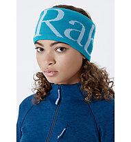 Rab Knitted Logo - Stirnband, Light Blue
