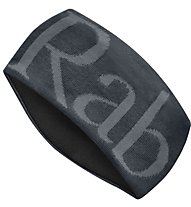 Rab Knitted Logo - Stirnband, Grey